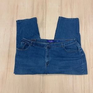 Women's Jeans Bootcute Size 26 W Right Fit